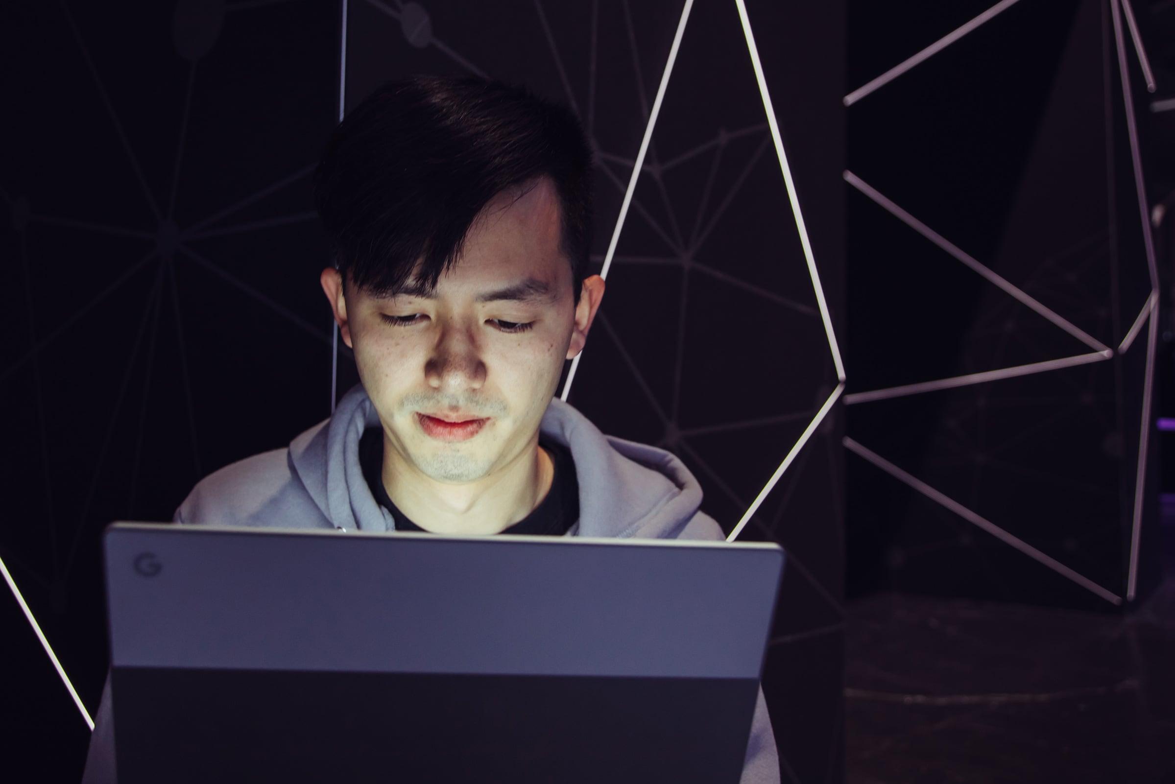 The ReadME Project: Henry Zhu